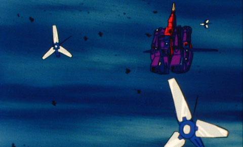 サイコガンダムMr-Ⅱのリフレクタービット