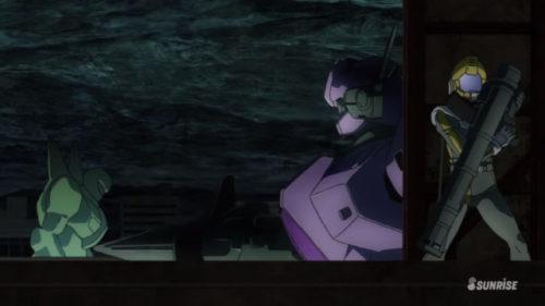 紫ジェガン